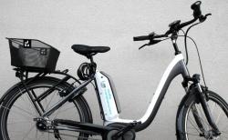 Unser erstes e-bike!